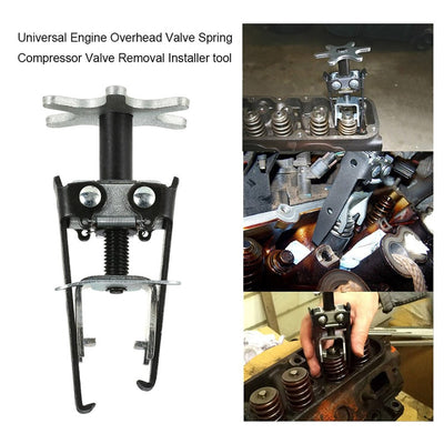 Car Universal Carbon Steel Engine Overhead Valve Spring | Compressor Valve Removal Installer for Car Repair