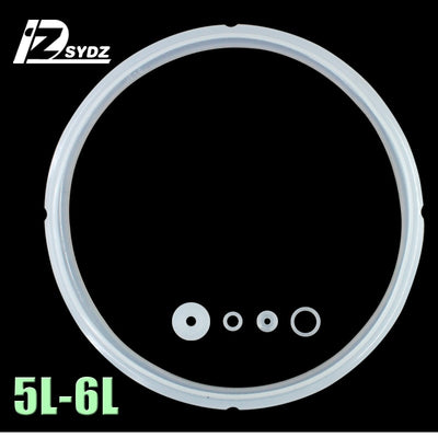 Electric Pressure Cooker Sealing Ring | Pressure Cooker Rubber Gasket Seal