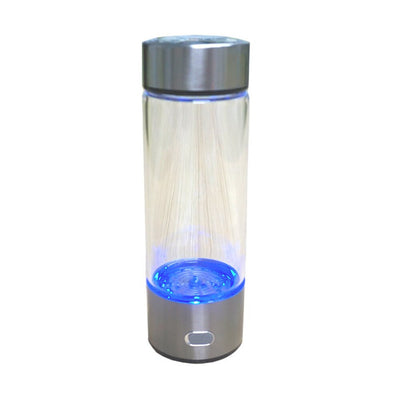 Rechargeable Hydrogen Water Generator Bottle| Non Toxic Water Bottle for Hydrogen Water Ionizer