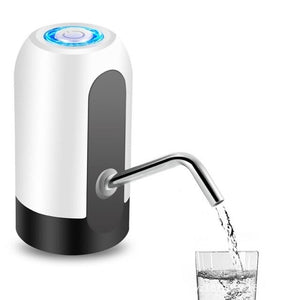 Smart Electric Water Dispenser | Portable Wireless Gallon Drinking Bottle Switch