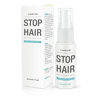 LANTHOME Body Hair Growth Inhibitor Serum Oil | Body Hair Serum Spray Treatment