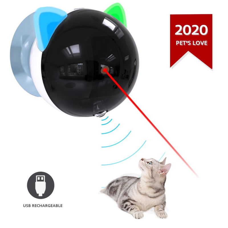 INTERACTIVE CAT LASER TEASER