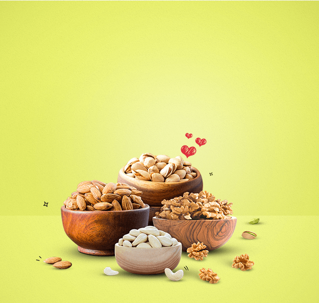 Dry fruits Purchase