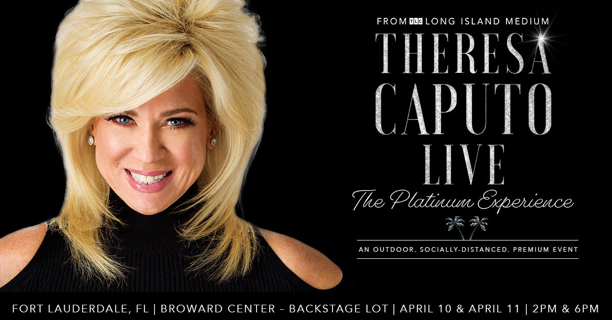 Theresa Caputo Live: The Platinum Experience - Fort Lauderdale Presale