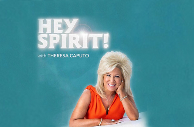 THERESA'S NEW PODCAST, HEY SPIRIT, LAUNCHES OCTOBER 15