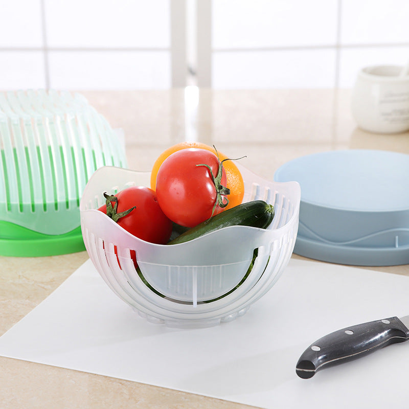 Easy Salad Bowl Cutter
