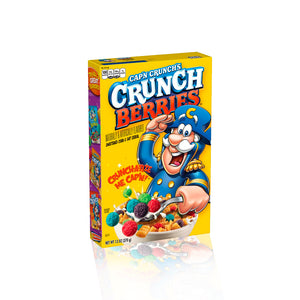 Captain Crunch Berries 370g