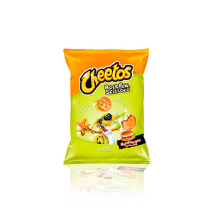 Load image into Gallery viewer, Cheetos Rock Paw Scissors Hamburger EU 145g