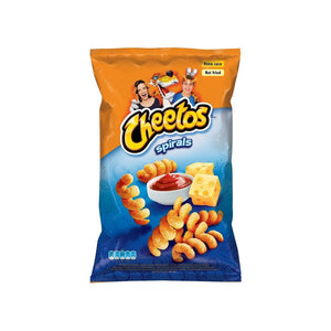Load image into Gallery viewer, Cheetos Spirals EU 145g