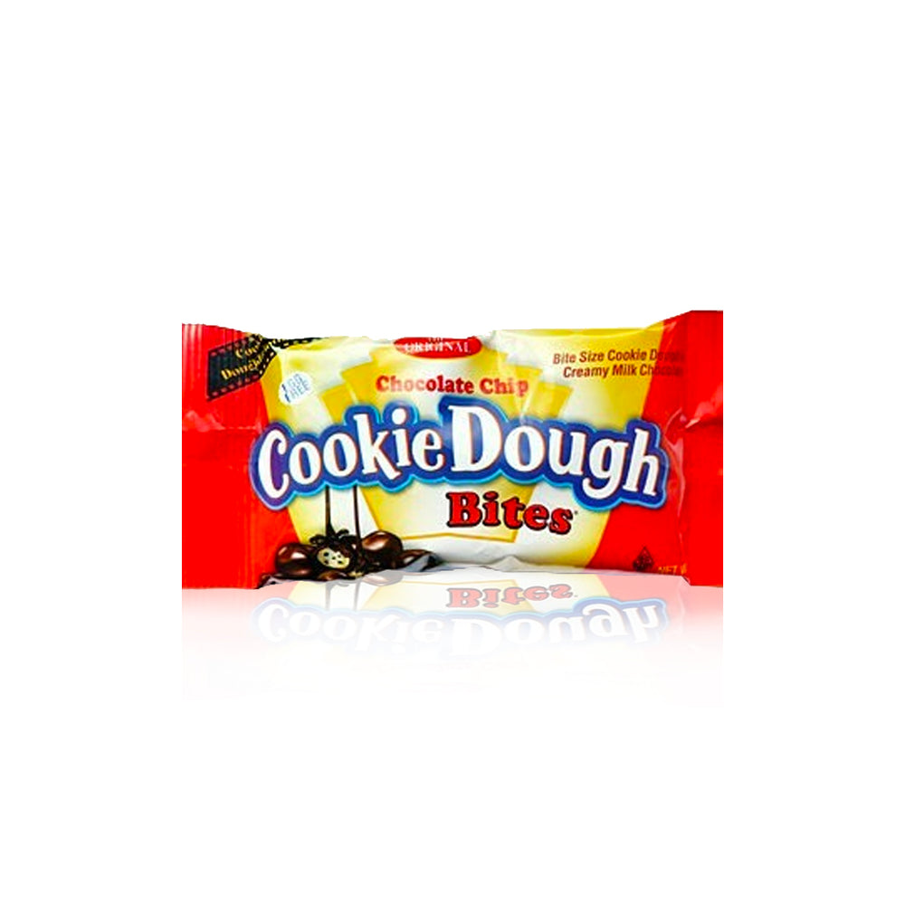 Load image into Gallery viewer, Cookie Dough Bites Choc Chip 49g