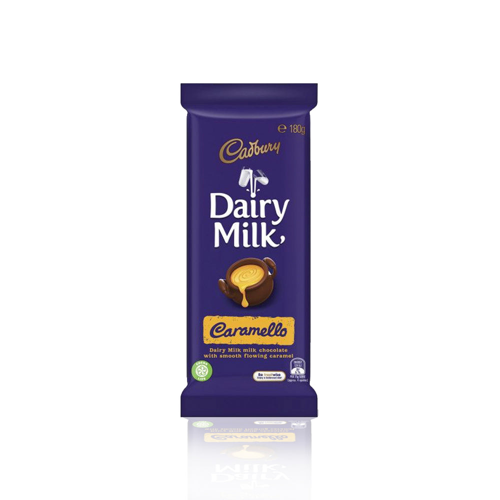 Load image into Gallery viewer, Cadbury Caramello 180g