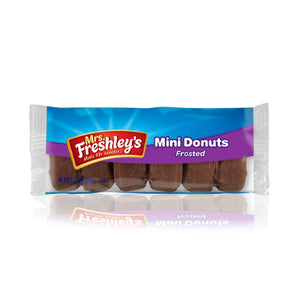 Mrs Freshley's Chocolate Mini Donuts 85g