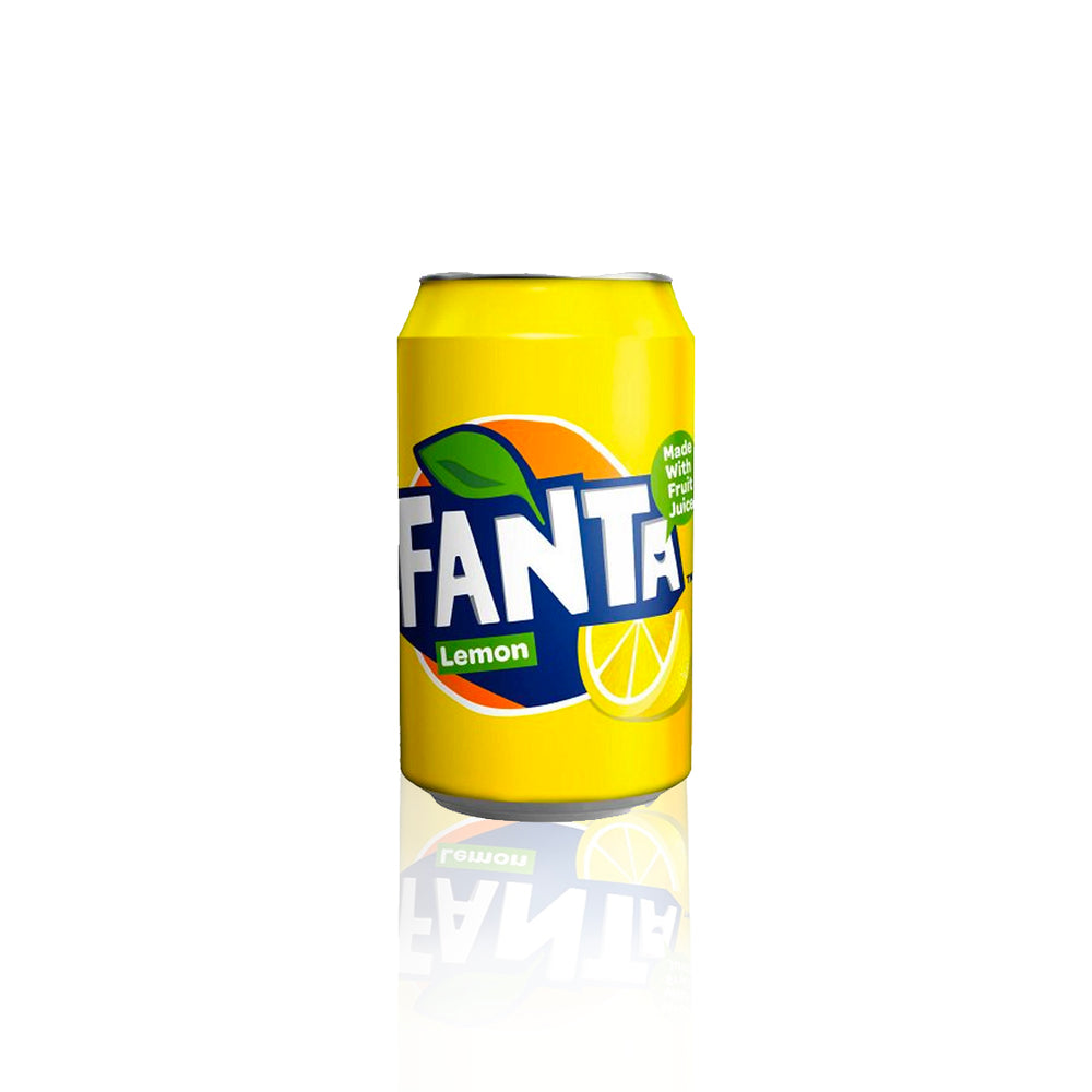 Load image into Gallery viewer, Fanta Lemon 330ml