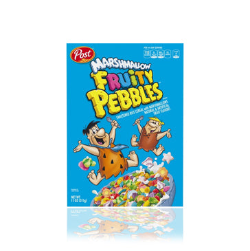 Fruity Pebbles Marshmallows 311g