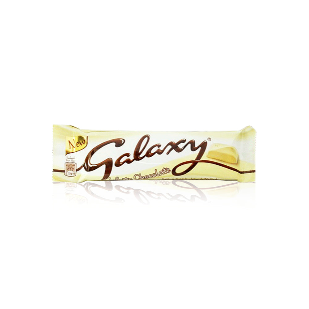 Galaxy White Chocolate 38g (Dubai Import)