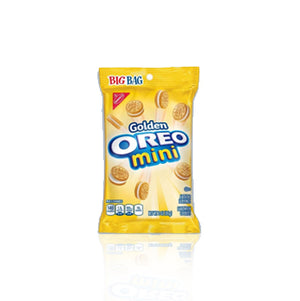 Load image into Gallery viewer, Mini Golden Oreo's Big Bag 85g
