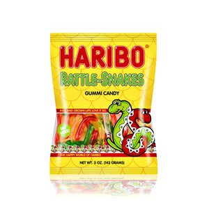 Load image into Gallery viewer, Haribo Rattle Snakes 142g