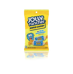 Load image into Gallery viewer, Jolly Rancher Blue Raspberry Hard Candy 198g