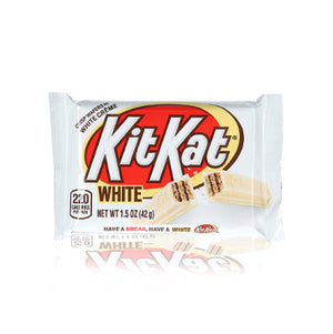 Load image into Gallery viewer, Kit Kat White Bar 42g