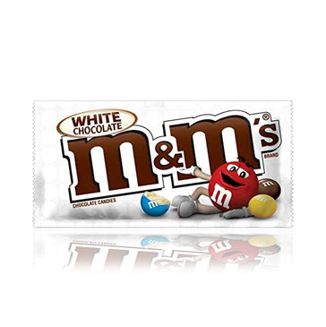 M&M's White Chocolate 42.5g