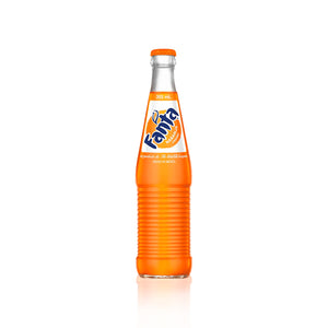 Fanta Orange 355ml Mexican Import