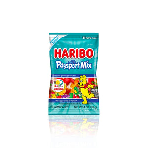 Haribo Passport Mix 113g
