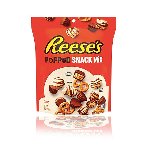 Reese's Popped Snack Mix 227g