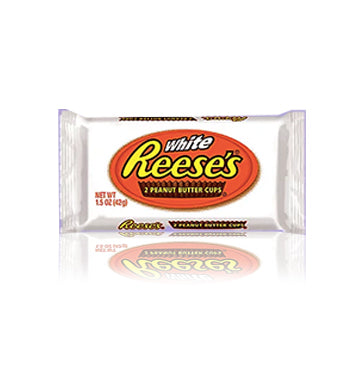 Reese's White Chocolate Peanut Butter Cups 39G