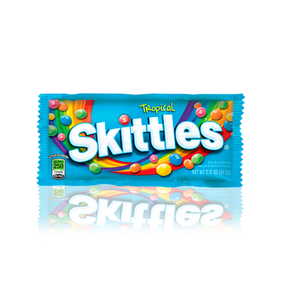 Load image into Gallery viewer, Skittles Tropical 45g