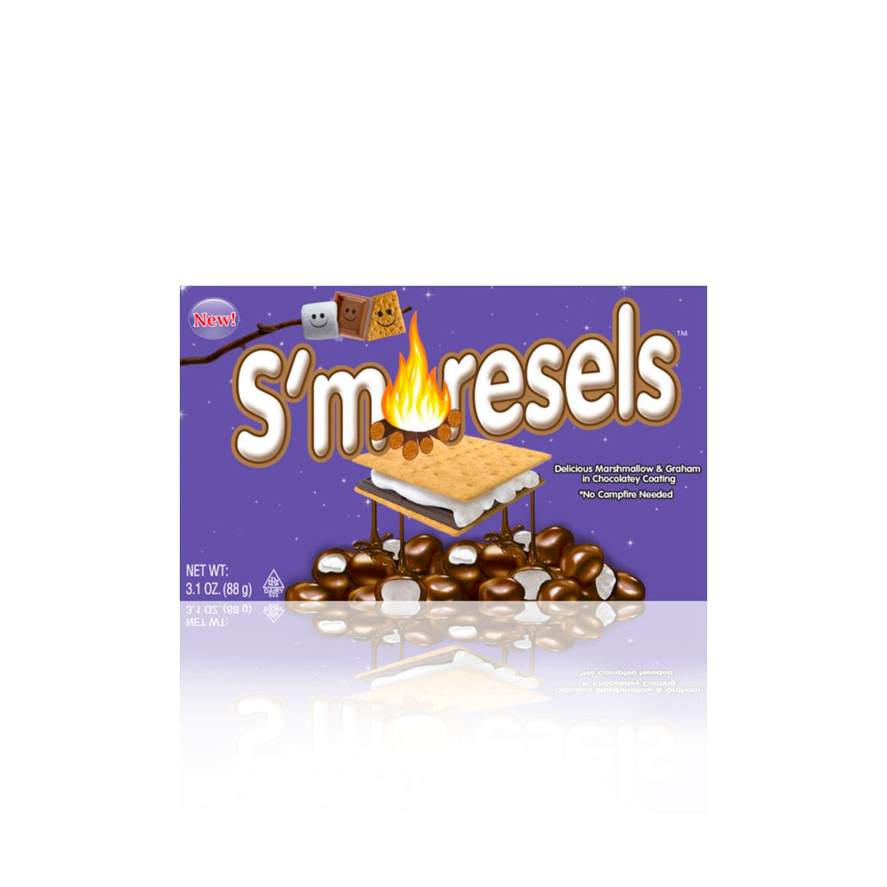 S'Moresels Cookie Dough Bites 3.1oz (88g)