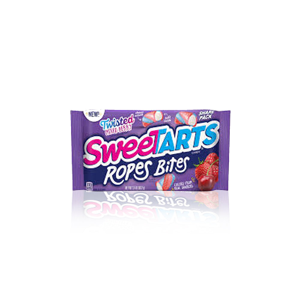Sweetarts Ropes Share Pack Twisted Mixed Berry 99g