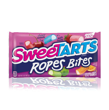 Load image into Gallery viewer, Sweetarts Rope Bites 99g