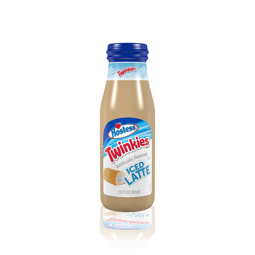 Load image into Gallery viewer, Hostess Iced Latte Twinkies 405ml