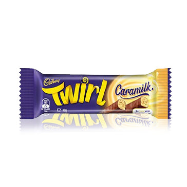 Load image into Gallery viewer, Twirl Caramilk 39g