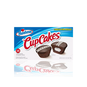 Hostess Cupcakes x2 Cakes