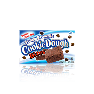 Fudge Brownie Cookie Dough Bites 88g