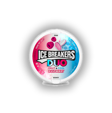 Load image into Gallery viewer, Ice Breakers Raspberry