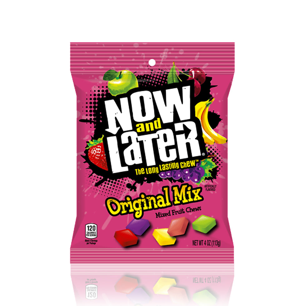 Now & Later Chewy Original Mix 113g
