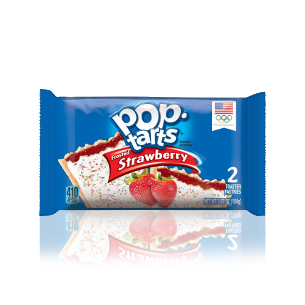 Pop Tarts Frosted Strawberry 318g