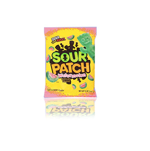 Load image into Gallery viewer, Sour Patch Kids Watermelon Peg Bag 141g