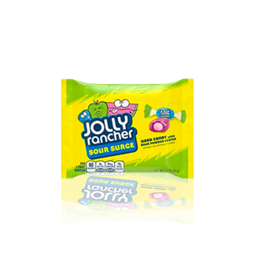 Load image into Gallery viewer, Jolly Rancher Sour Surge 42g
