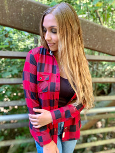 WOMEN'S VINTAGE FLANNEL