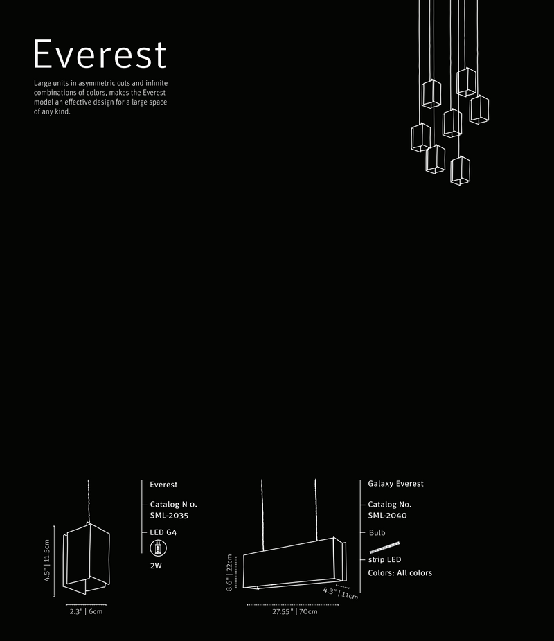 Everest Chandelier