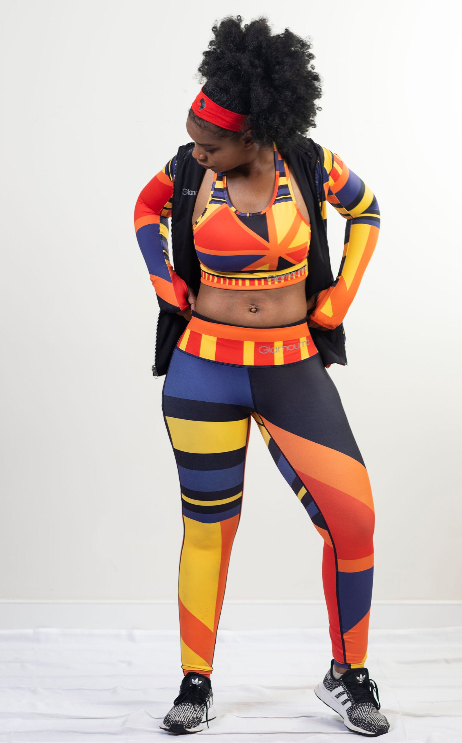 culturally inspired activewear