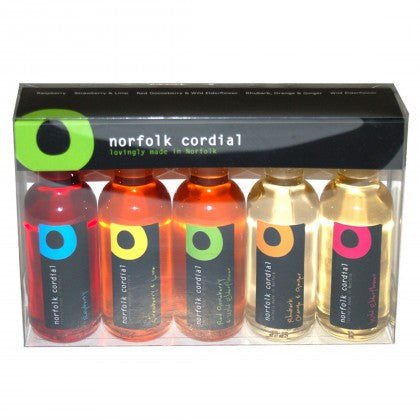 Norfolk Cordial Miniature Gift Pack
