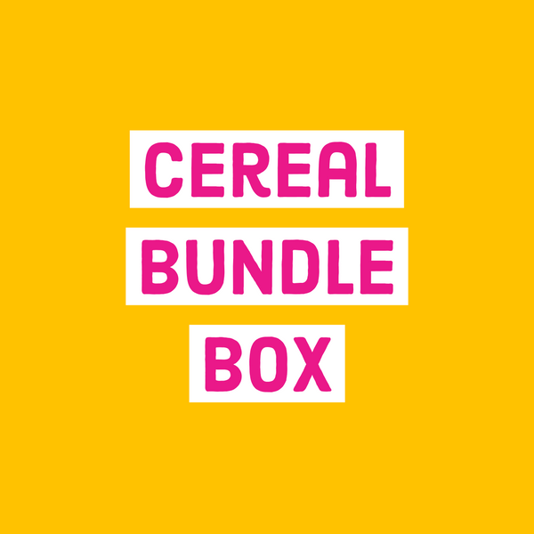 Cereal Bundle Box