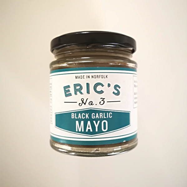 Eric's Black Garlic Mayo