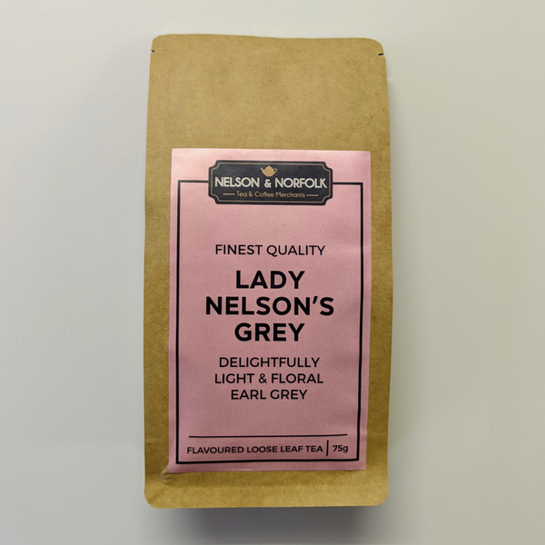 Lady Nelson's Grey Loose Tea - 75g