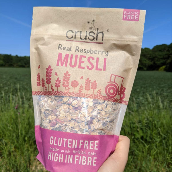 Real Raspberry Muesli 500g