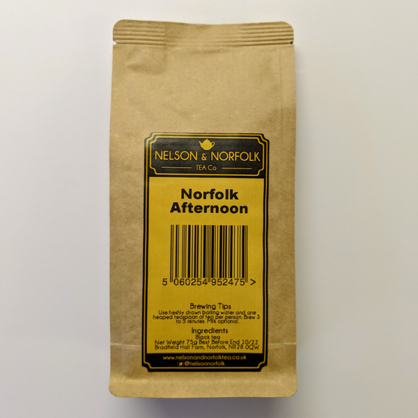 Norfolk Afternoon Loose Tea - 75g